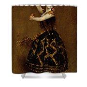 William Merritt Chase Shower Curtain