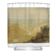 William Turner Shower Curtain