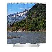 Alaska_00020 Shower Curtain