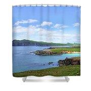 Dingle Peninsula - Ireland Shower Curtain