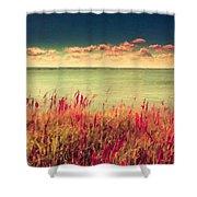 Great Landscape Shower Curtain