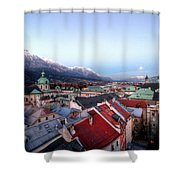 Innsbruck Austria Shower Curtain