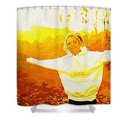 Mood Shower Curtain