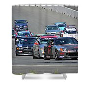 2003 Honda S2000 Leads Pack Shower Curtain