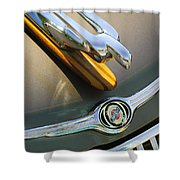 2004 Pt Cruiser Non-standard Hood Ornament Shower Curtain