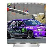 2004 Subaru Wrx Sti Shower Curtain