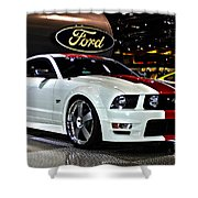 2006 Ford Mustang No 1 Shower Curtain
