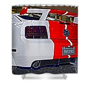 2006 Ford Mustang No 2 Shower Curtain
