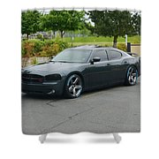 2007 Dodge Charger Rt Lee Shower Curtain