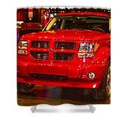 2007 Dodge Nitro Shower Curtain