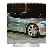 2007 Honda Remix Concept  Shower Curtain