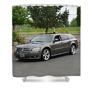 2008 Dodge Magnum Lasswell Shower Curtain