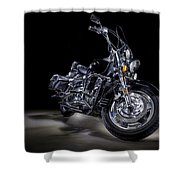 2008 Honda Vtx1300t Shower Curtain