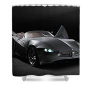 2009 Bmw Gina Concept 9 Shower Curtain