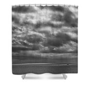 2011 Mar Mediterraneo Shower Curtain