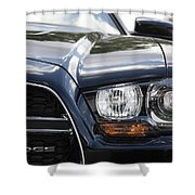 2012 Dodge Charger Shower Curtain