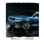 2013 Bmw X4 Concept  1 Shower Curtain