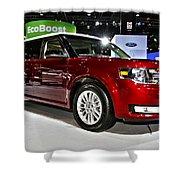 2013 Ford Flex Sel Shower Curtain