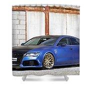 2014 Mr Racing Audi A7 Sportback 3tdi Shower Curtain