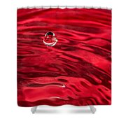 2015 A Space Odyssey Shower Curtain