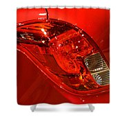 2015 Buick Encore Tail Light Shower Curtain