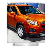 2015 Chevrolet Trax No 1 Shower Curtain