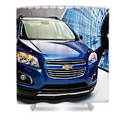 2015 Chevrolet Trax2 Shower Curtain