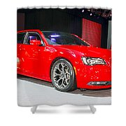 2015 Chrysler 300 Sport Shower Curtain