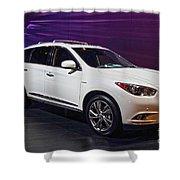2015 Infiniti Qx60 Shower Curtain