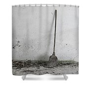 2015 La Scopa Shower Curtain