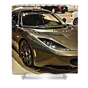 2015 Lotus Evora Ips Shower Curtain