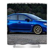 2015 Subaru Wrx Sti Shower Curtain