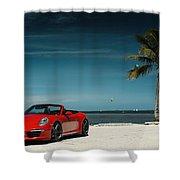 2015 Vorsteiner Porsche 911 Carrera 4s Vff 104 2 Shower Curtain