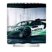 2016 Acura Nsx Ev Concept  1 Shower Curtain