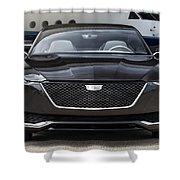 2016 Cadillac Escala Concept 3 Shower Curtain