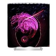201606040-039a Original Fireworks 3x4 Shower Curtain