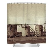 2016_10_pecos Tx Battery Tanks 1 Shower Curtain