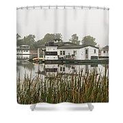 2017 10 08 A 157 Shower Curtain