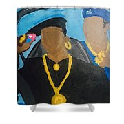 2017 New Jack City Shower Curtain