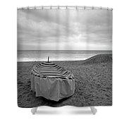 2018 Mar Mediterraneo Shower Curtain