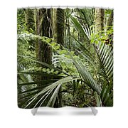 Jungle 99 Shower Curtain