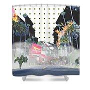 2076 Shower Curtain
