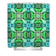 Arabesque 107 Shower Curtain