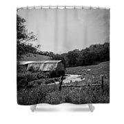 Natchez Trail Shower Curtain
