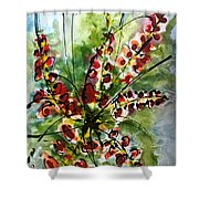 Heavenly Flowers Shower Curtain