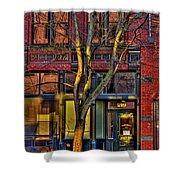 219 Washington Street Shower Curtain