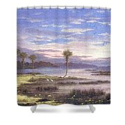 fl art046 henry koehler1881 Henry Koehler Shower Curtain