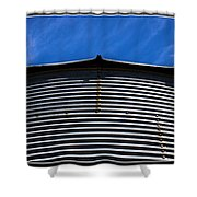 22 Shower Curtain