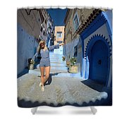 Nice View 2018 Shower Curtain