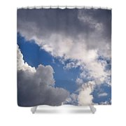 SKY Shower Curtain